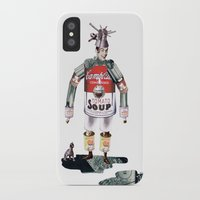 knight iPhone & iPod Cases featuring knight by swinx