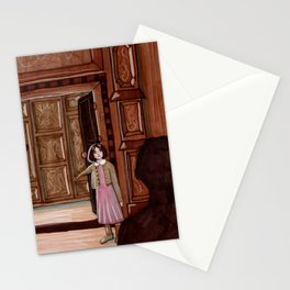 Disbelieving Lucy Stationery Cards