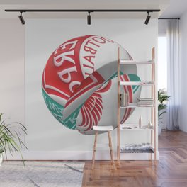 Liverpool onthe Orb Wall Mural