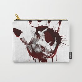 Conflict of Rhino Carry-All Pouch