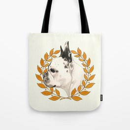 French Bulldog - @french_alice dog Tote Bag