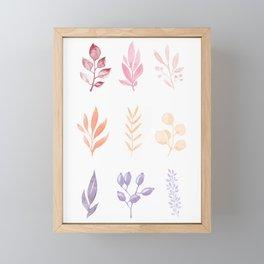 Fiona Framed Mini Art Print