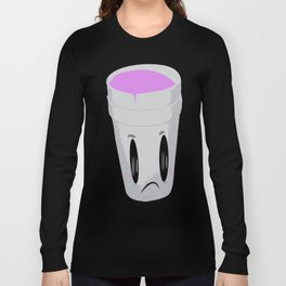 Double Cup Sad Long Sleeve T-shirt