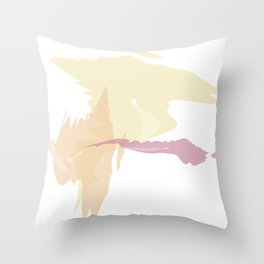 Fall Watercolor Throw Pillow