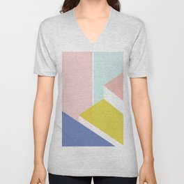 Geo Architect (i) Unisex V-Neck