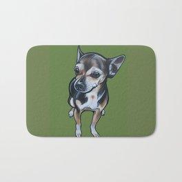 Artie the Chihuahua Bath Mat