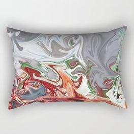 Blooded Mint Rectangular Pillow