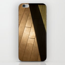 Floor Door iPhone Skin