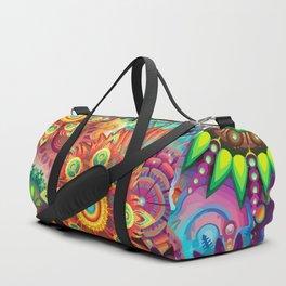 Amazing firework Duffle Bag