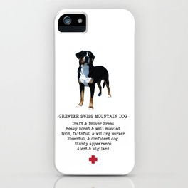Breed Standard iPhone Case