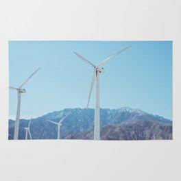Palm Springs Windmills IV Rug