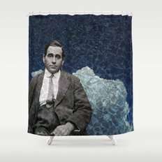G Man Dreams 10 Shower Curtain