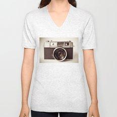 Camera Unisex V-Neck