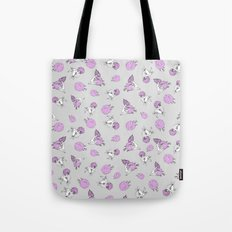 Pufferfish Love Tote Bag