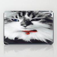 kiki iPad Cases featuring Mr. Kiki by  Naartjie Photography
