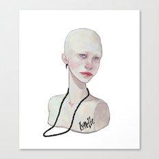 Lunette Canvas Print