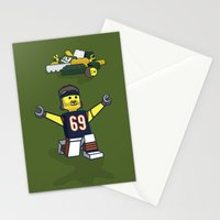 Bears Bricked: Jared Allen Stationery Cards