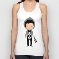 donnie darko Tank Tops featuring Donnie Darko by Creo tu mundo