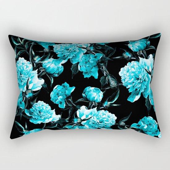 Peonies III Rectangular Pillow
