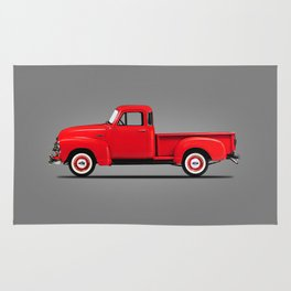 The 3100 Pickup Truck Rug