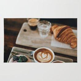 Latte + Pastries Rug