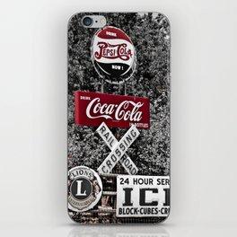 Coca Cola Americana iPhone Skin