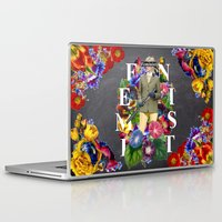 feminist Laptop & iPad Skins featuring Feminist by Samwise