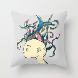 Mohawk Throw Pillow