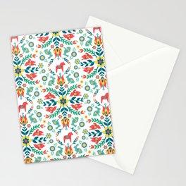 Swedish Folklore Stationery Cards