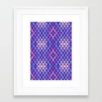 kilim Framed Art Prints featuring Kilim by EllaJo