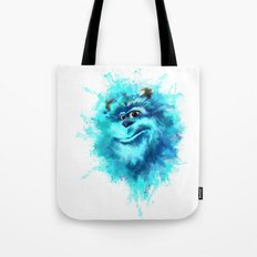 monster ink Tote Bag