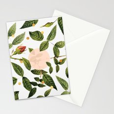 Leaves + Dots Stationery Cards