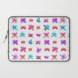 Teeny Butteflies Laptop Sleeve