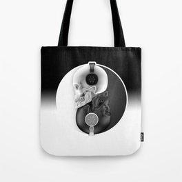 Headphone Harmony Tote Bag
