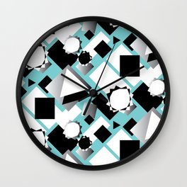 BLOC PARTY Wall Clock