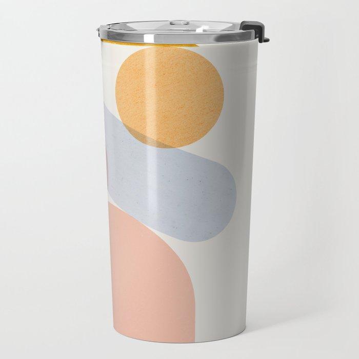 Abstraction_Home_Sweet_Home Travel Mug