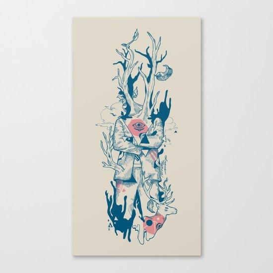 Lusus Naturae Canvas Print