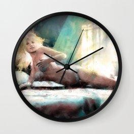 Restless Wall Clock