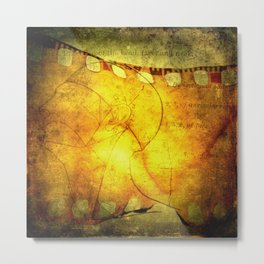 Innermost Thoughts Metal Print