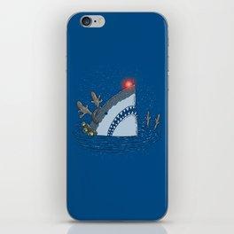 Rudolph Shark iPhone Skin
