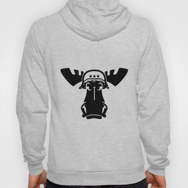 War Moose Hoody