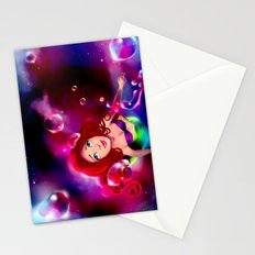Wanderin' free Stationery Cards