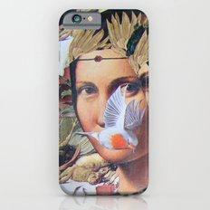 LA BELLE FERRONIERE EN CRAQUELURES Slim Case iPhone 6s