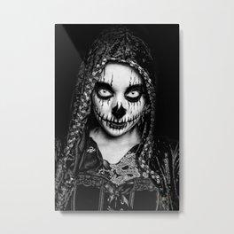 Portrait Of Modern Society Metal Print