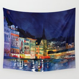 Lucerne Wall Tapestry