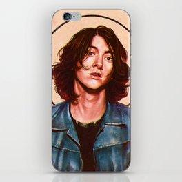 Alex Turner iPhone Skin