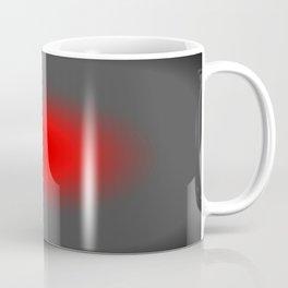 Red & Gray Focus Coffee Mug