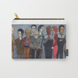 Deep Space Gang Carry-All Pouch