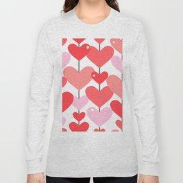 Heart Pattern 04 Long Sleeve T-shirt