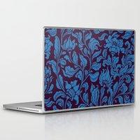 ethnic Laptop & iPad Skins featuring neo ethnic by Lidija Paradinović Nagulov - Celandine